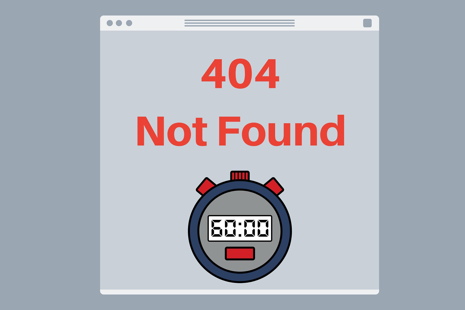 SEO на этапе разработки сайтов включает проработку page 404