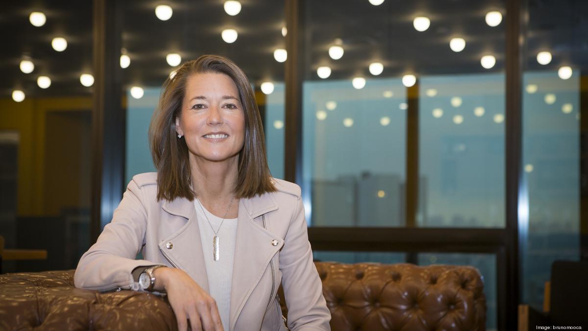 Президент Google Customer Solutions Мэри Эллен Коу