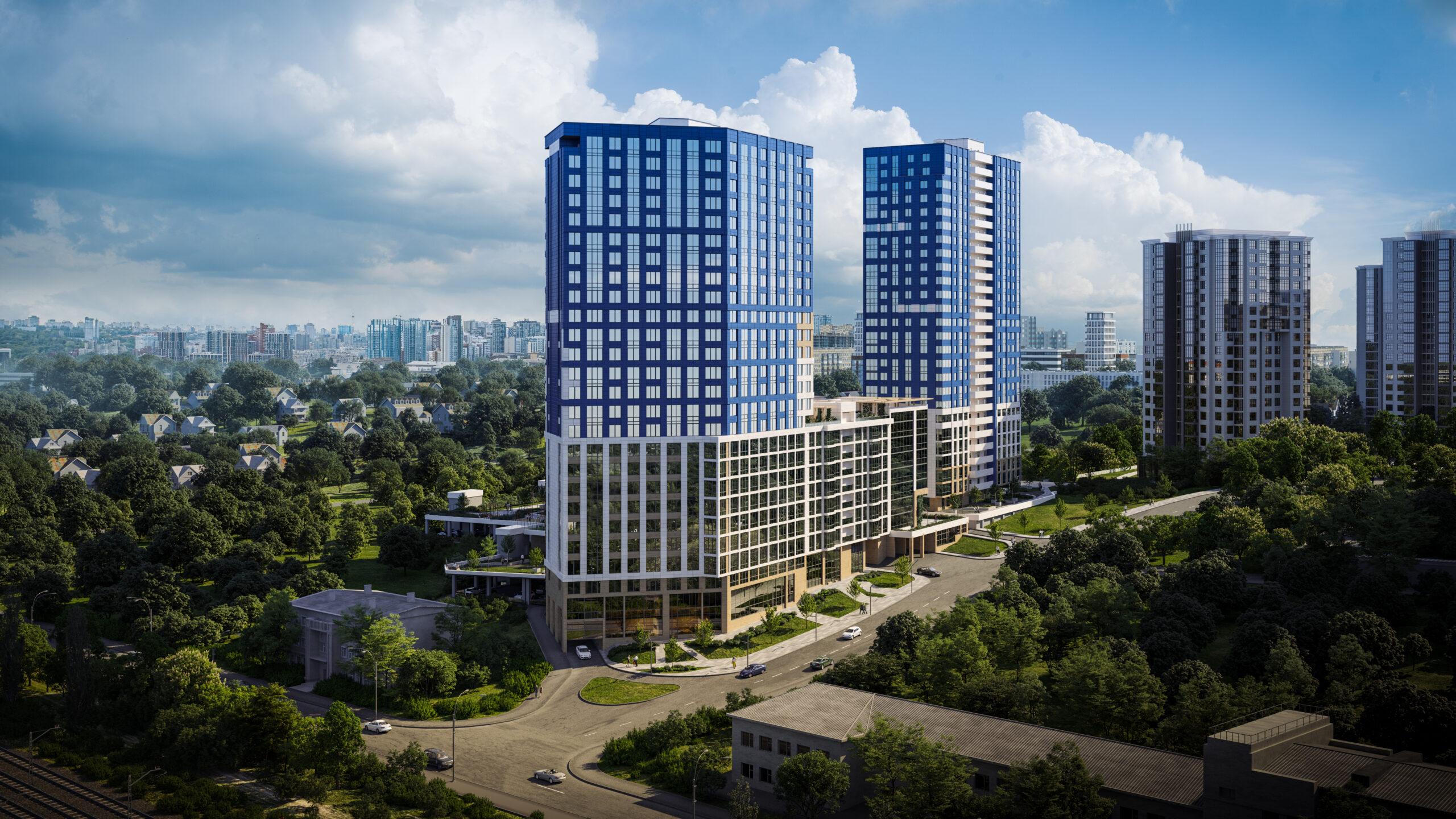 Спрос на жилую недвижимость в Украине после карантина вырос