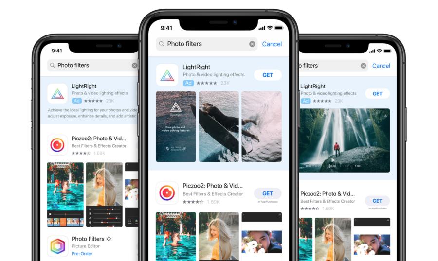 Apple Search Ads (ASA) — это инструмент для рекламы приложения в поиске App Store