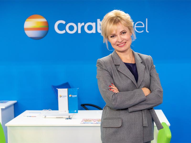 Тетяна Прокопенко, директор Coral Travel