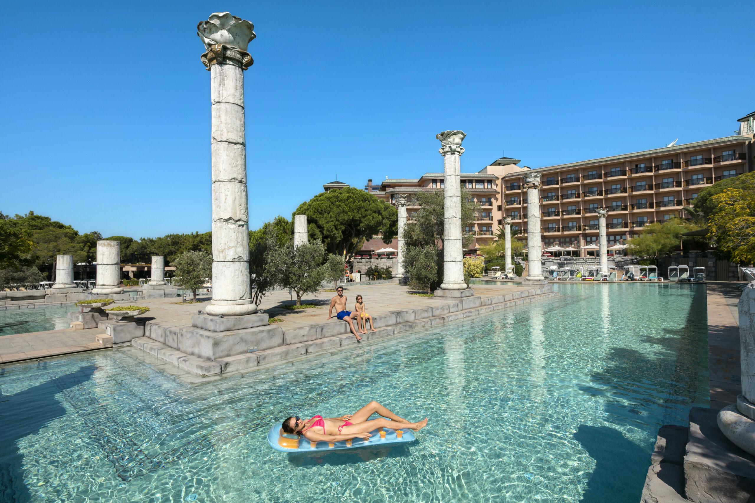 Готель Xanadu 5 * - один з найпопулярніших варіантів для літнього відпочинку в Анталії