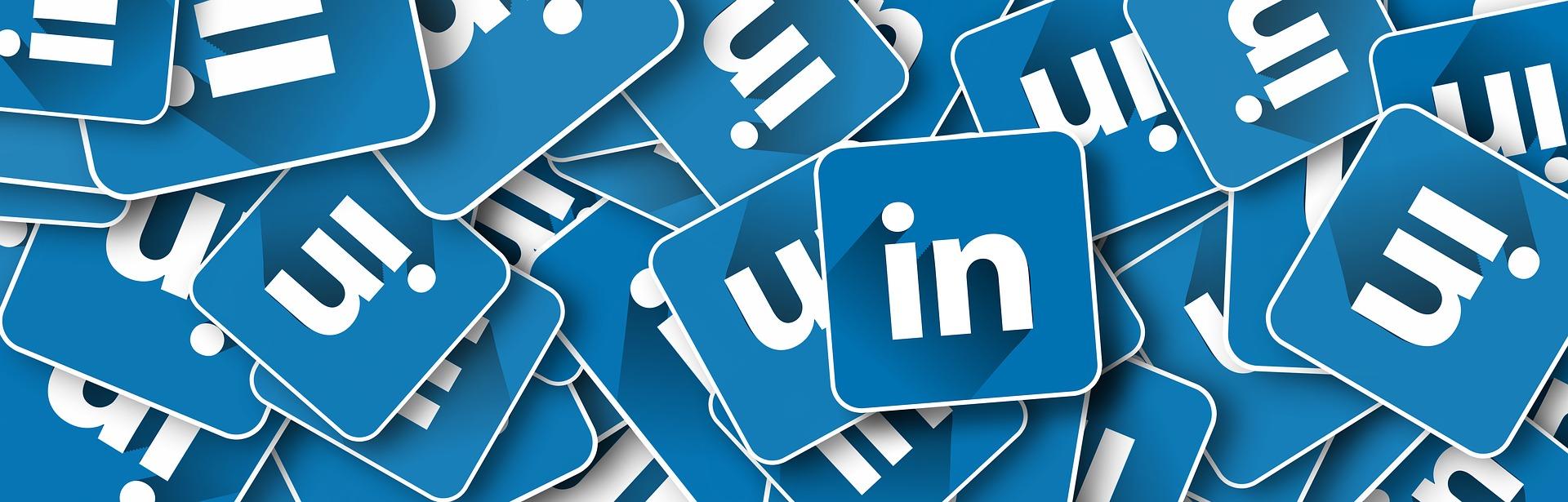 Види платного просування в LinkedIN і органічні охоплення