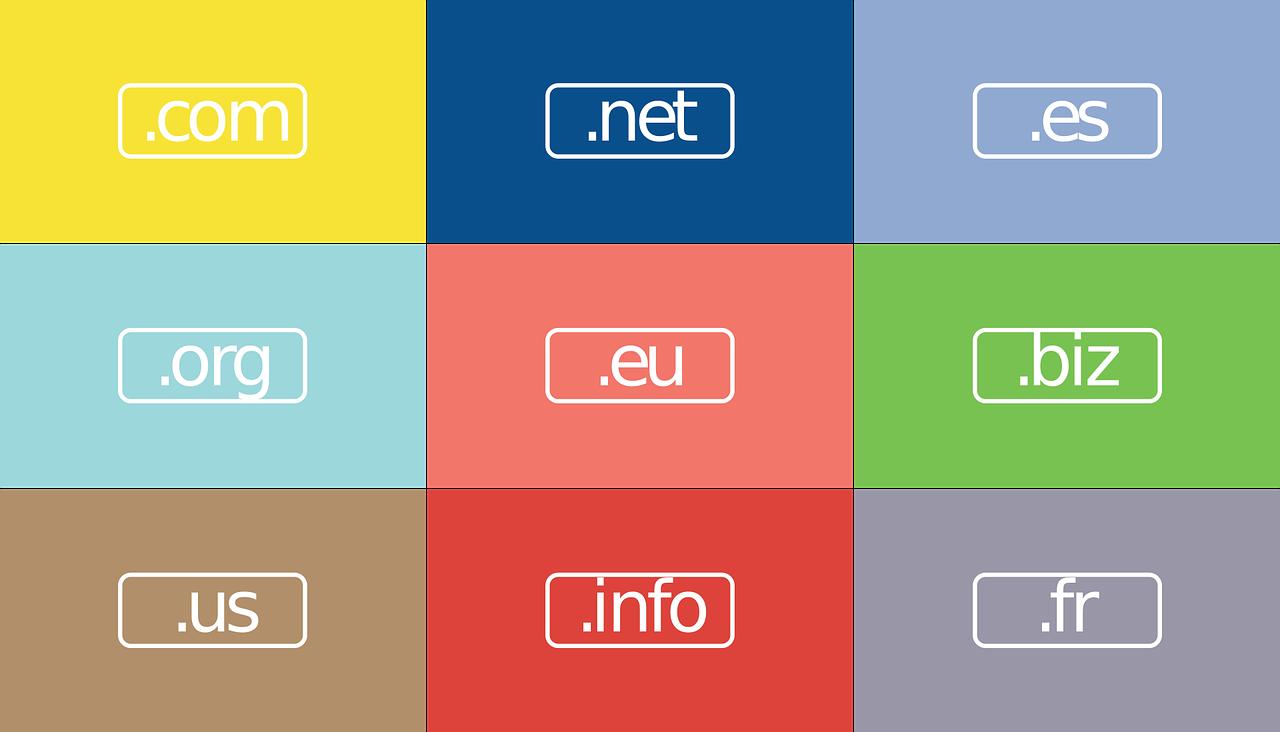 Як вибрати доменне ім'я для сайту