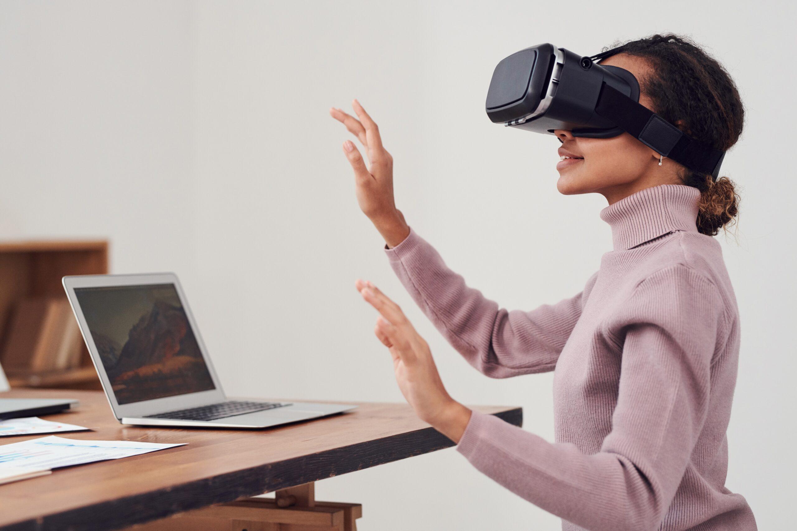 AR / VR - тренд б'юті-індустрії